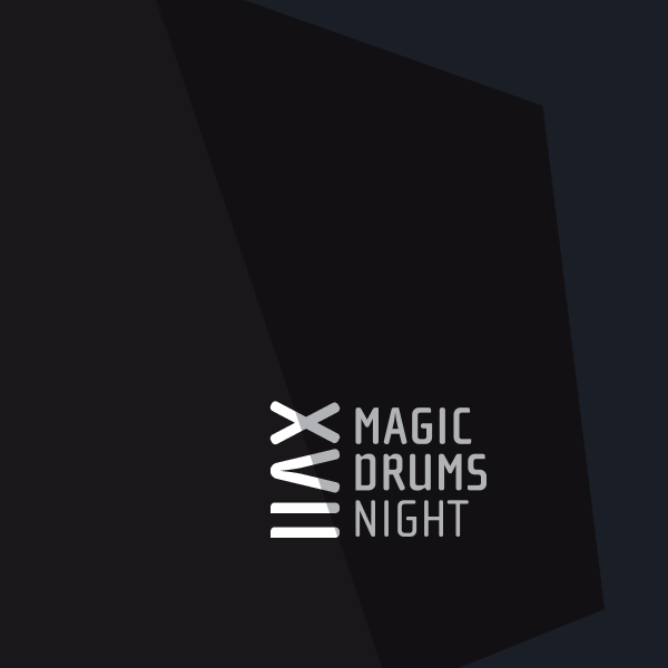 Magic Drums Night Lahr Grafikdesign